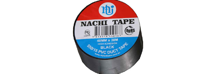 Nachi 550/15 Premium – Sealing & Joining PVC Duct Tape